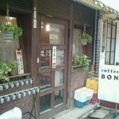 Photo taken at COFFEE BON by Mami on 7/7/2012