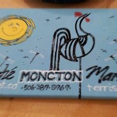 Photo taken at Moncton Market by Christian G. on 8/4/2012