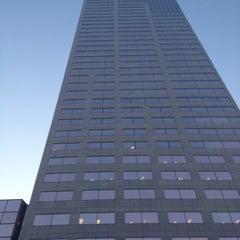 Photo taken at US Bancorp Tower by Matt J. on 4/7/2012