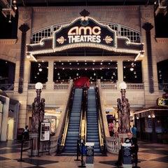 Photo taken at AMC Easton Town Center 30 by Nikolay P. on 5/30/2012