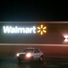 Photo taken at Walmart Supercenter by George B. on 5/28/2012