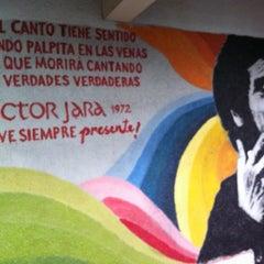 Photo taken at Universidad de Chile - Facultad de Ciencias Sociales by Nancy V. L. on 8/13/2012