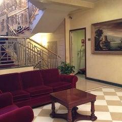 Photo taken at Hotel Internazionale by hagi_w on 7/28/2012