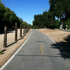 Photo taken at Duarte Bike Trail by Pamela W. on 6/28/2012