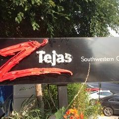 Photo taken at Z'Tejas by uəɥdəʇs ə. on 5/5/2012