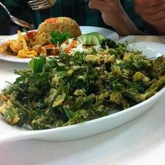 Photo taken at Jemari Cafe by Bea I. on 2/13/2012