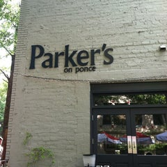 Photo taken at Parker's on Ponce by Cameo G. on 6/16/2012