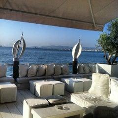 Photo taken at Shark by Tasos P. on 8/21/2012