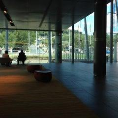 Photo taken at MTN Innovation Centre by Refiloe R. on 3/2/2012