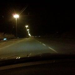 Photo taken at الخط السريع الملك فهد by AA D. on 4/26/2012