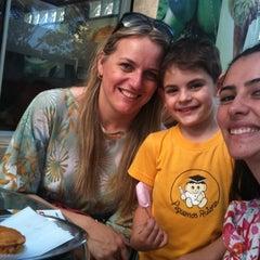Photo taken at Confeitaria Casa do Coco Bomfati by Maisa C. on 3/12/2012