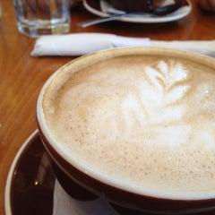 Photo taken at Cassatt's Kiwi Cafe & Gallery by Andrew T. on 6/9/2012