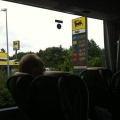 Photo taken at Agip - A9 Ausfahrt Langenbruck by Betep B. on 7/16/2012
