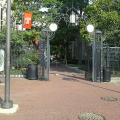 Photo taken at Temple University by Liz P. on 8/22/2012