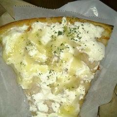 Photo taken at Fresco's Pizza & Pasta Restaurant by Trina J. on 5/12/2012