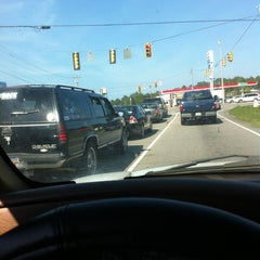 Photo taken at Hwy 501 & Gardner Lacy Rd by Josh W. on 5/1/2012