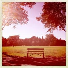 Photo taken at Washington Park by Jessica M. on 8/21/2012