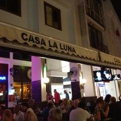 Photo taken at Casa La Luna Bistro by Adem C. on 7/1/2012