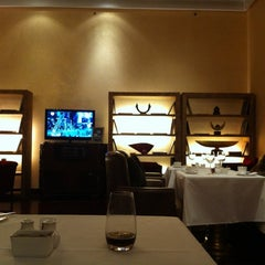 Photo taken at Prive Restaurant by Jeremy D. on 4/9/2012