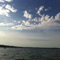 Photo taken at The Bristol Docks by Linda C. on 4/24/2012
