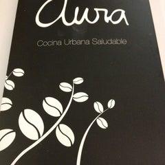 Photo taken at Aura by Elisa on 8/27/2012