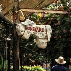 Photo taken at The Boneyard by Keith W. on 7/19/2012