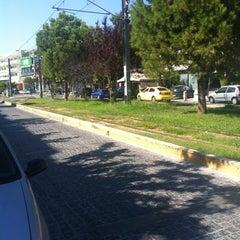 Photo taken at Γλυφάδα (Glyfada) by Gezao on 9/4/2012