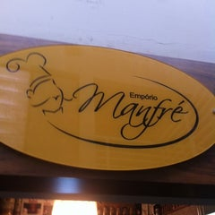 Photo taken at Manfré by Cris G. on 8/25/2012