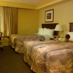 Photo taken at Chateau Nova Hotel & Suites Edmonton by Tarly A. on 8/7/2012