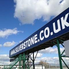 Photo taken at Silverstone Circuit by James P. on 3/19/2012