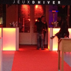 Photo taken at Jeux d'Hiver by Olivier S. on 5/16/2012