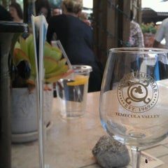 Photo taken at Mount Palomar Winery by Ruthie T. on 5/27/2012