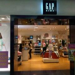 Photo taken at GAP by David M. on 2/26/2012