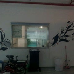 Photo taken at ChaiHuo 柴火 Hackerspace by Laurent L. on 4/24/2012