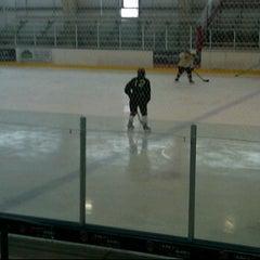 Photo taken at Glacier Ice Rink by Sander T. on 4/20/2012