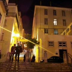 Photo taken at Bairro Alto by Rafał P. on 5/5/2012