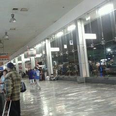 Photo taken at Central de Autobuses del Sur by Jorge S. on 6/20/2012
