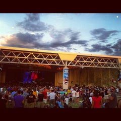 Photo taken at Gexa Energy Pavilion by Virgilio P. on 8/28/2012