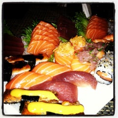 Photo taken at Zettai - Japanese Cuisine by Ricardo M. on 5/17/2012