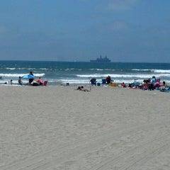Photo taken at Oceanside Harbor N Jetty by Tom O. on 6/21/2012