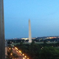 Photo taken at W Washington DC, Rooftop by kenny b. on 6/17/2012