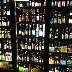 Photo taken at City Beer Store by Christopher on 8/29/2012