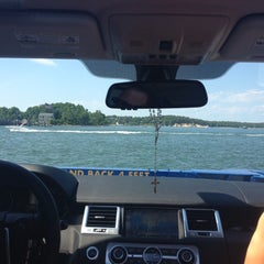 Photo taken at Shelter Island South Ferry - Shelter Island Terminal by Giancarlo C. on 7/8/2012