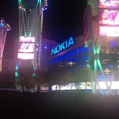 Photo taken at Microsoft Theater by Erin M. on 9/3/2012