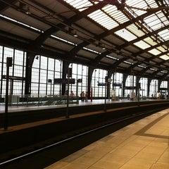 Photo taken at Bahnhof Berlin Friedrichstraße by Karsten K. on 6/24/2012
