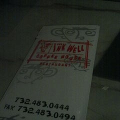 Photo taken at Inkwell Coffeehouse by Jason E. on 5/5/2012