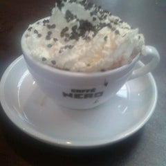 Photo taken at Caffè Nero by Peter Twin C. on 8/27/2012