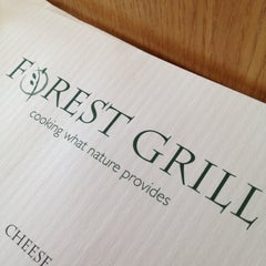 Photo taken at Forest Grill by Amy G. on 6/19/2012