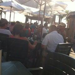 Photo taken at Jimmy B's Beach Bar by Michael M. on 5/25/2012