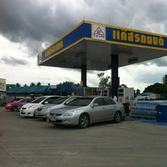 Photo taken at V2 Gas (LPG Gas Station) by Thavorn R. on 8/10/2012